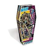 Clementoni 27535 - Puzzle en Forma de ataúd (150 Piezas), diseño de Monster High