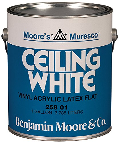 Benjamin Moore Muresco Ceiling Paint (Gallon)