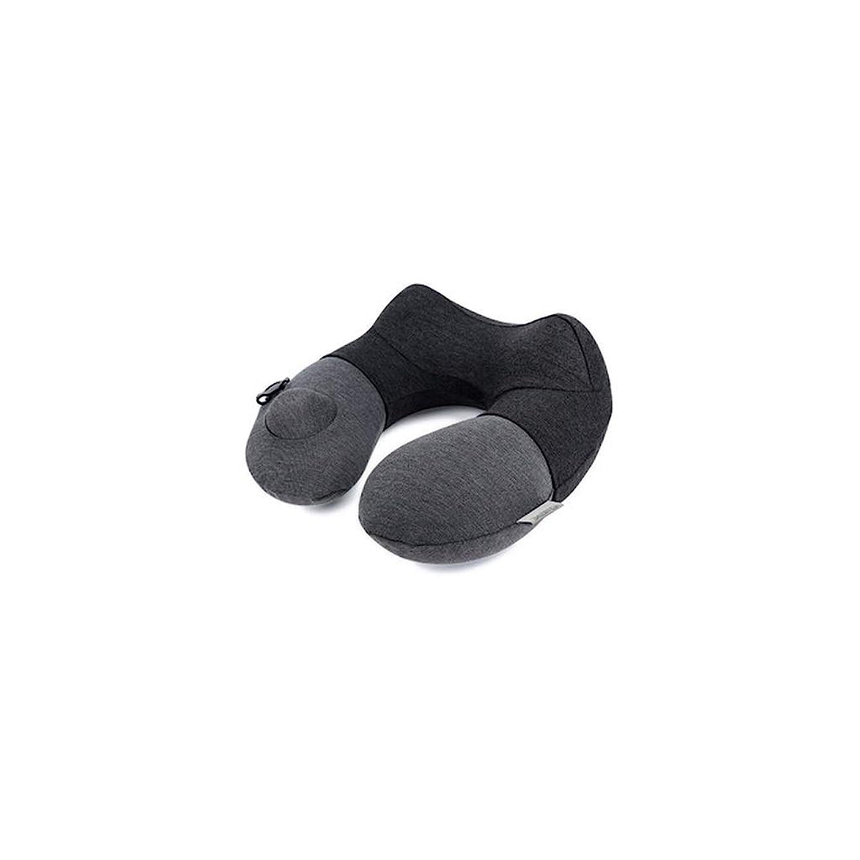 建物暴動ランタンSGLI U字型の枕自動インフレータブル枕旅行航空機プレスネック枕ポータブル睡眠枕頚椎枕 U字型の枕