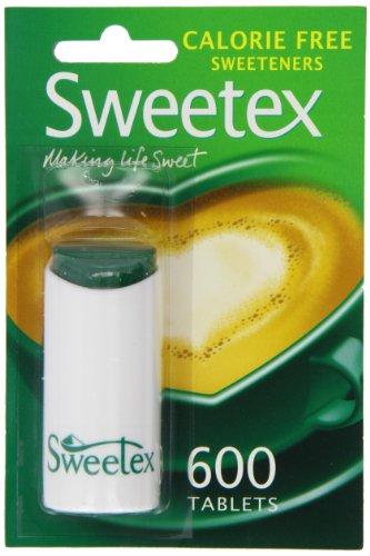 Sweetex - Dispensador de comprimidos (600 comprimidos)