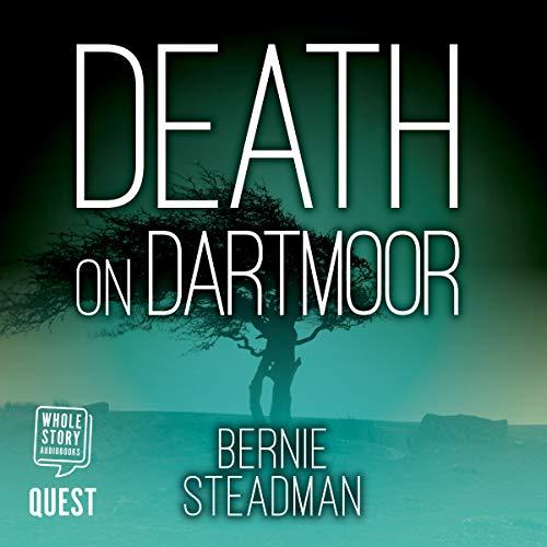 Death on Dartmoor cover art