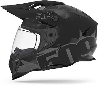 509 Delta R3 Offroad Helmet with Fidlock (Black Ops - Small)