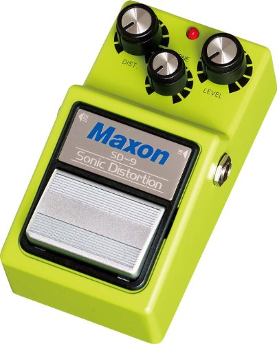 Maxon 9-Series Sonic Distortion
