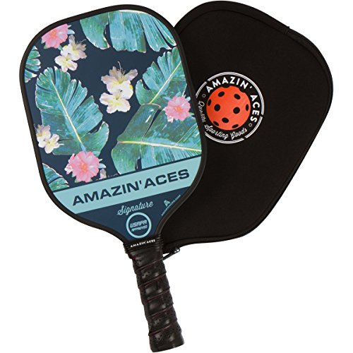 Amazin' Aces Signature Pickleball Paddle review