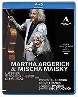 Martha Argerich & Mischa Maisky [Blu-ray] [Import]