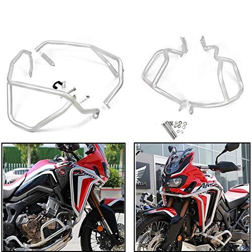 BAIONE Motorrad Crash Bar Rahmen Motor Wache wache Stoßstange Motor sturzbügel Für Honda CRF 1000 L Africa Twin ABS CRF1000L 16-19