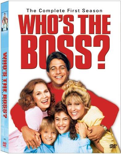 Who's the Boss? - The Complete First Season [DVD] (2004) Tony Danza; Nancy Lane (japan import)