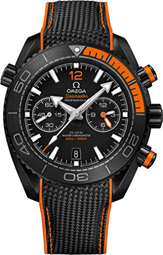 Omega Seamaster Planet Ocean 600M Deep Black Uomo Watch 215.92.46.51.01.001