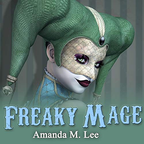 Freaky Mage cover art