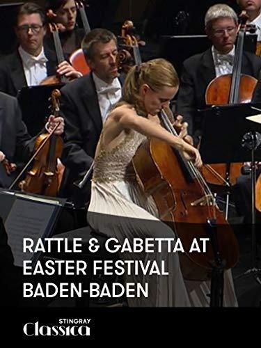 Rattle und Gabetta: Osterfestspiele 2014