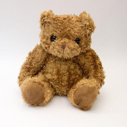 , 20 X Kuscheliger Teddyb in braun-H  20cm   20.32 cm
