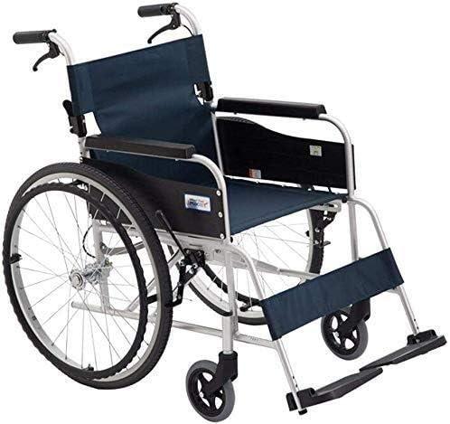 JKCKHA Aluminium Wheelchair-Lightweight Super sale Folding Whee Special sale item Self Propel