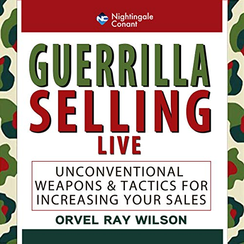 Guerrilla Selling LIVE  By  cover art