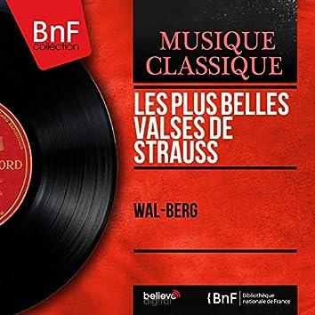 Les plus belles valses de Strauss (Mono Version)