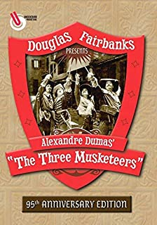 The Three Musketeers 1921 95th anniv. edition