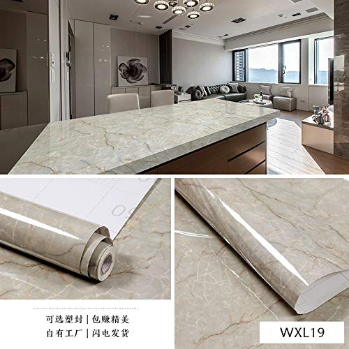 Patrón mármol imitación pegatinas impermeable papel
