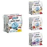 ARIASANA AERO 360° ricarica tab inodore più vaniglia confort più fruit energy più lavanda relax