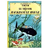 Les Aventures de Tintin/Le Tresor de Rackham le Rouge (French edition of Red Rackham's Treasure)/Book and DVD Package - French & European Pubns - 01/01/2000
