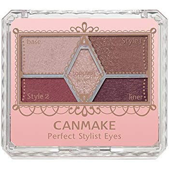 CANMAKE Perfect stylist eyes 18 BITTER SWEET MEMORY