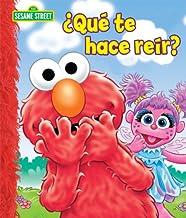 Que te hace reir? (Sesame Street) (Spanish Edition)
