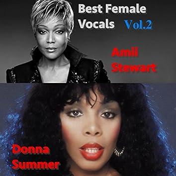 Best Female Vocals: Amii Stewart VS. Donna Summer Vol.2