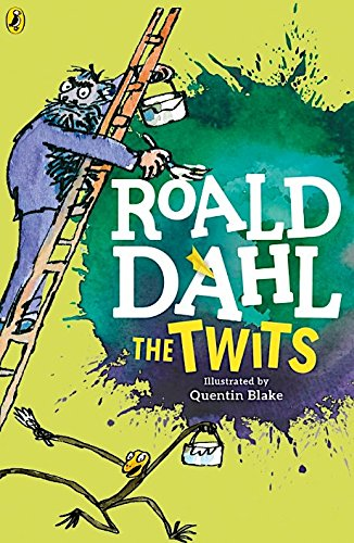 The Twits [Paperback] [Jan 01, 2016] Roald Dahl