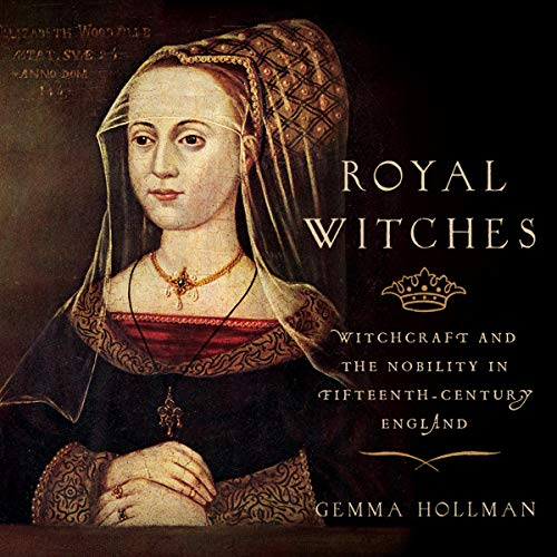 Royal Witches Audiobook By Gemma Hollman cover art