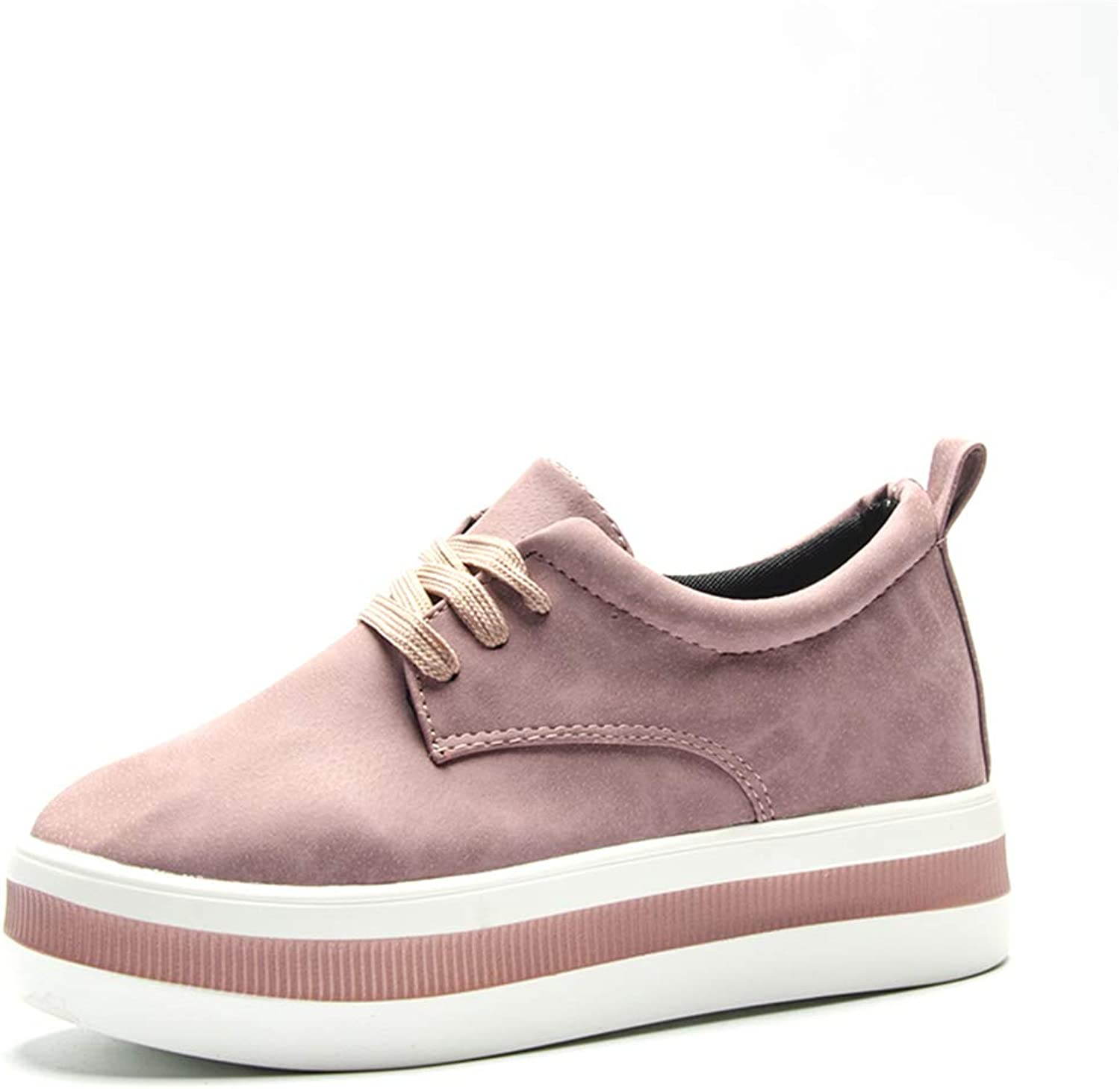 Sam Look Women Flats Sneakers shoes Fashion Creepers shoes Lady Loafers Ladies 5CM Platform