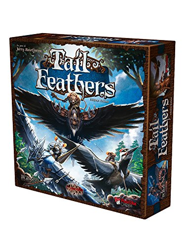Raven - Tail Feathers - Battaglie nel Mondo di Mice And Mystics