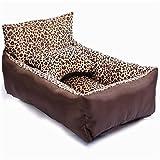 Sheri Leopard Pet Beds Review and Comparison