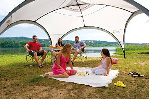 Coleman Event Shelter, grau, 360 x 360 cm, 2000009569 - 3