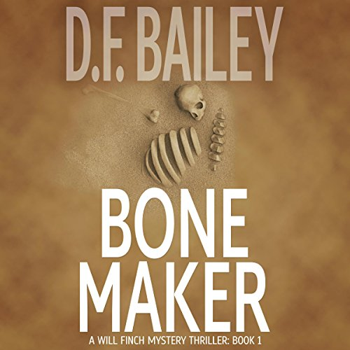 Bone Maker audiobook cover art