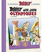 ASTERIX AUX JEUX OLYMPIQUES - VERSION LUXE de René Goscinny