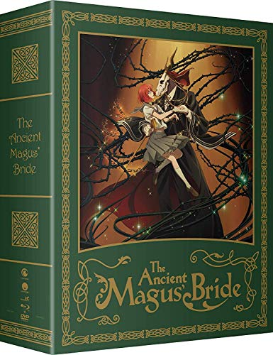 The Ancient Magus Bride: Part One - Limited Edition Blu-ray + DVD + Digital