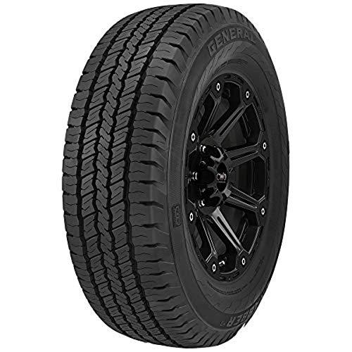 General Grabber HD all_ Season Radial Tire-LT245/75R16 120S