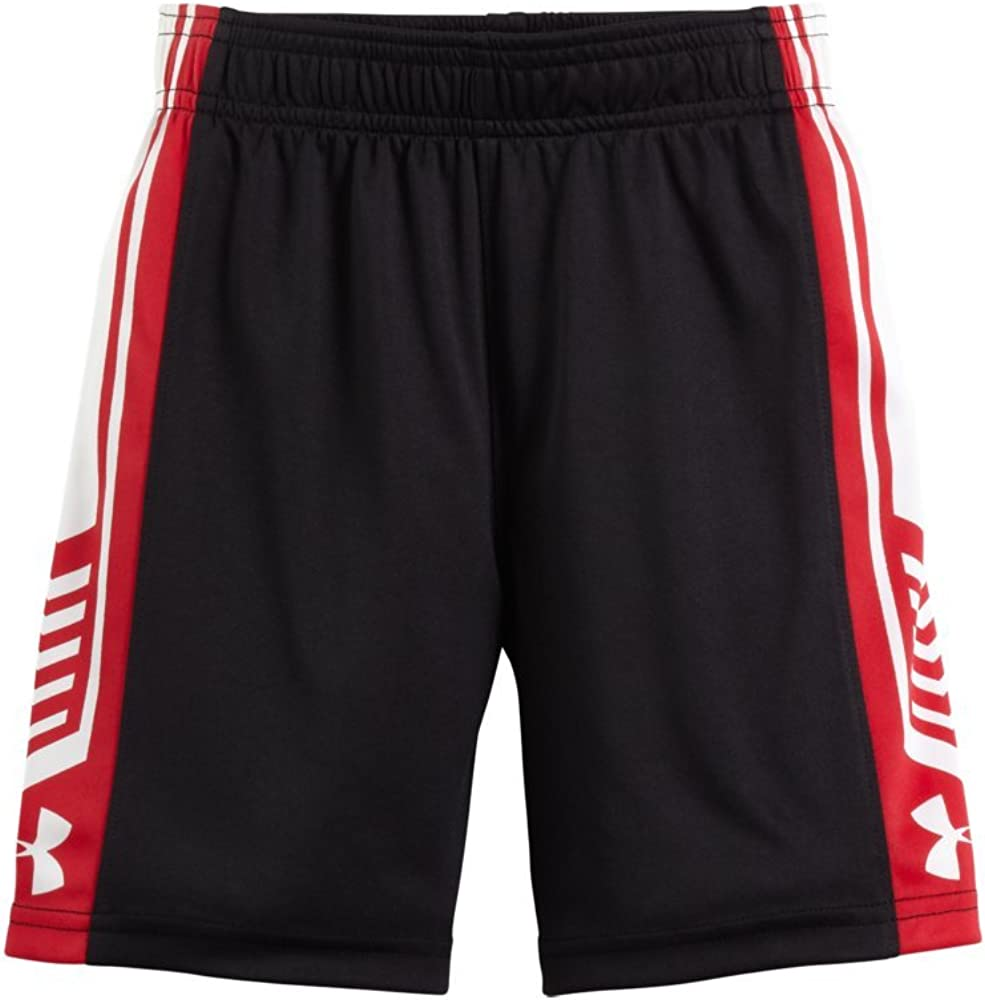 Under Armour Little Boys' Fade Out Short