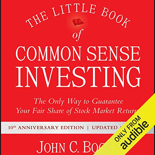 The Little Book of Common Sense Investing Audiobook By John C. Bogle cover art
