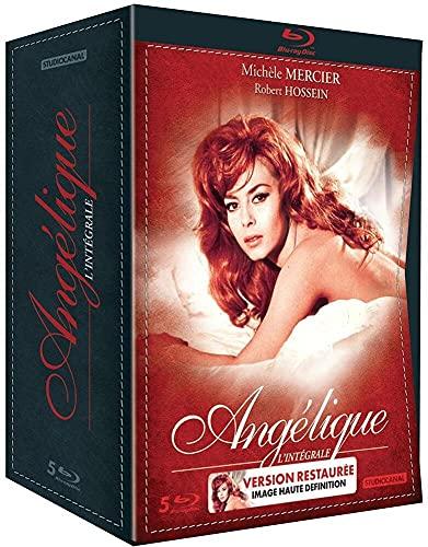 Angélique Marquise des Anges-L'intégrale [Blu-Ray]