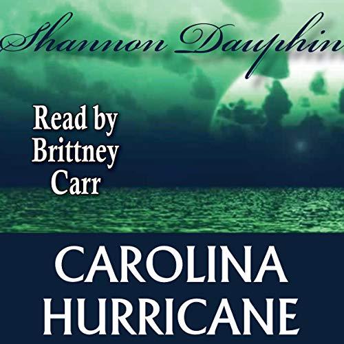 Carolina Hurricane audiobook cover art