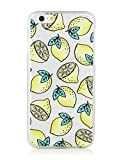 Skinnydip Lemon Samsung S7 Phone Case with Screen Protector - Slim, Stylish, Strong Phone Case That Protects from Drops, Scratches, Dings