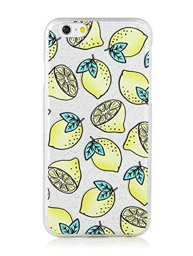 Skinnydip Lemon Samsung S7 Handyhülle mit Displayschutzfolie, dünn, stilvoll, robust, schützt vor Stürzen, Kratzern, Dingen