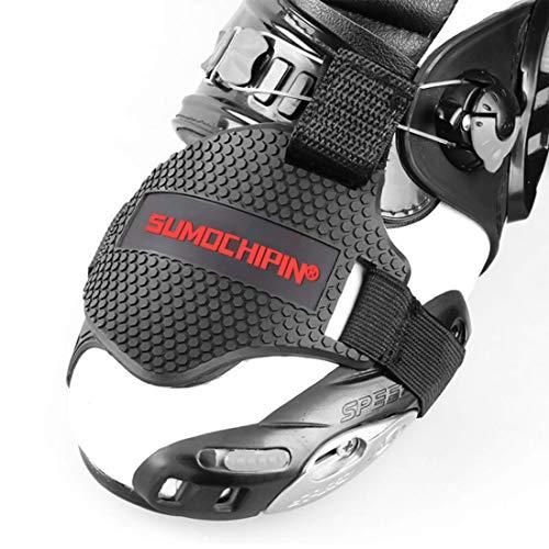 Cheelom Accesorios Para Motocicleta, Cubierta Protectora De Goma Con Correa De Zapato Para Moto, Gear…