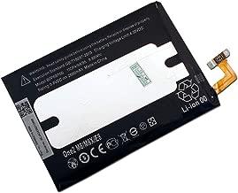 CBK New 2600mAh 3.8V B0P6B100 35H00214-00M Internal Li-ion Battery for HTC One W8 M8 E8