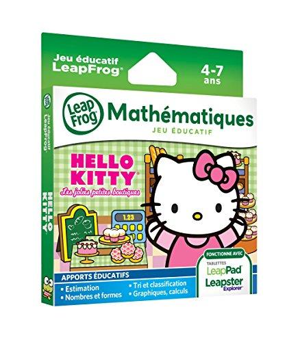 Leapfrog - 83035 - Jeu Educatif Electronique - LeapPad / LeapPad 2 /Leapster Explorer Jeu – Hello Kitty