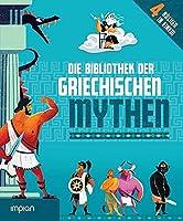 Die Bibliothek der Griechischen Mythen: 4 Buecher in einem: Zeus   Ulysses   Theseus und der Minotaurus   Herkules