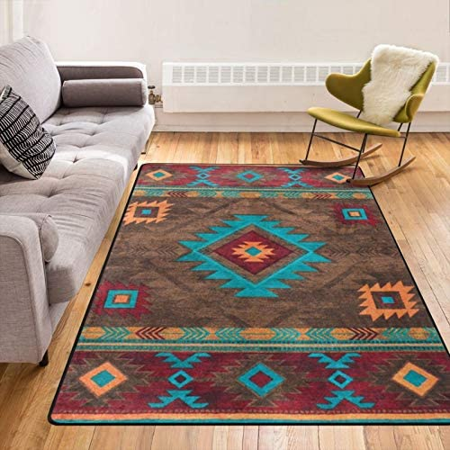 Navajo Nation Native Americans Modern Rug Home Decoration Large Rug Floor Carpet Yoga Mat Indoor product image