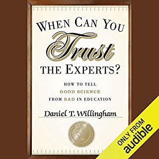 When Can You Trust the Experts? cover art