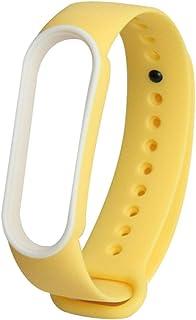 DALIN Cinturino di ricambio in TPU per Xiaomi Mi Band 5 Smart Sport Watch Wristband