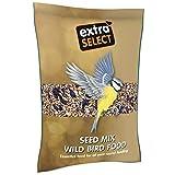 Extra Select Seed Mix Wild Bird Food, 3 kg