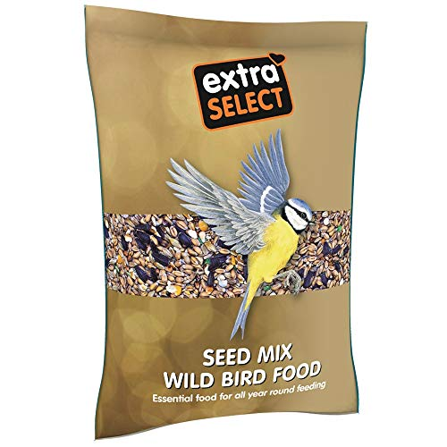 Extra Select - Comida para pájaros Salvajes (3 kg)